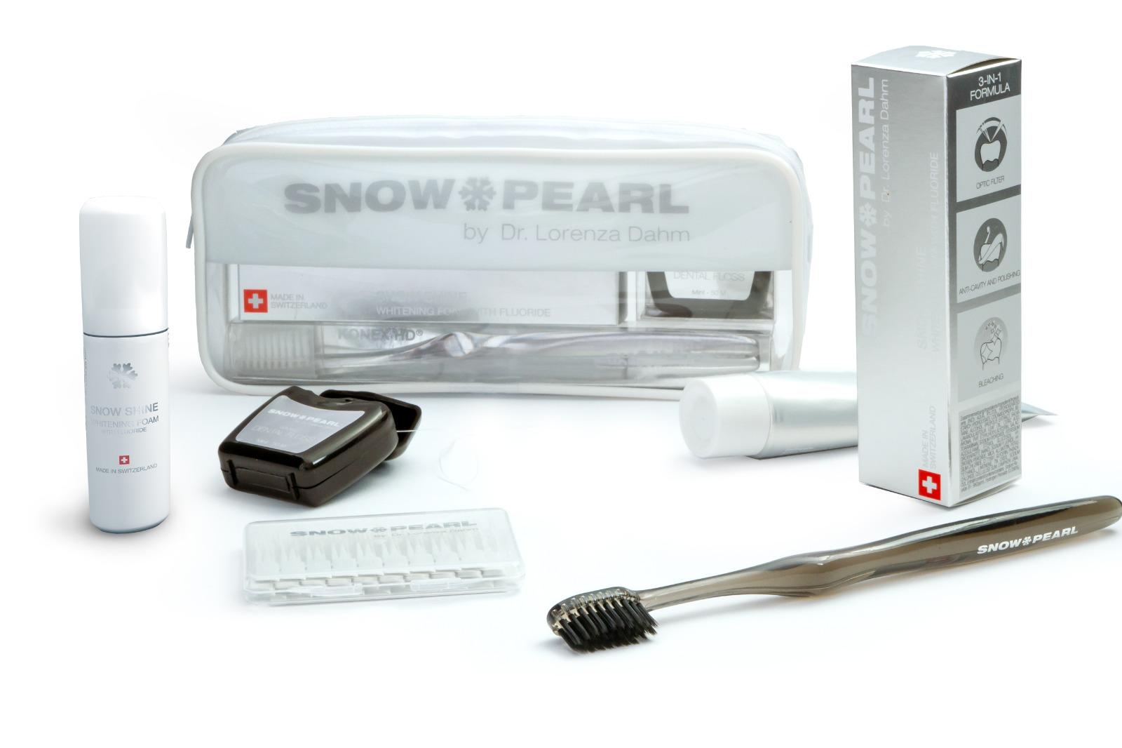 Snow Pearl: für gesunde, weisse Zähne